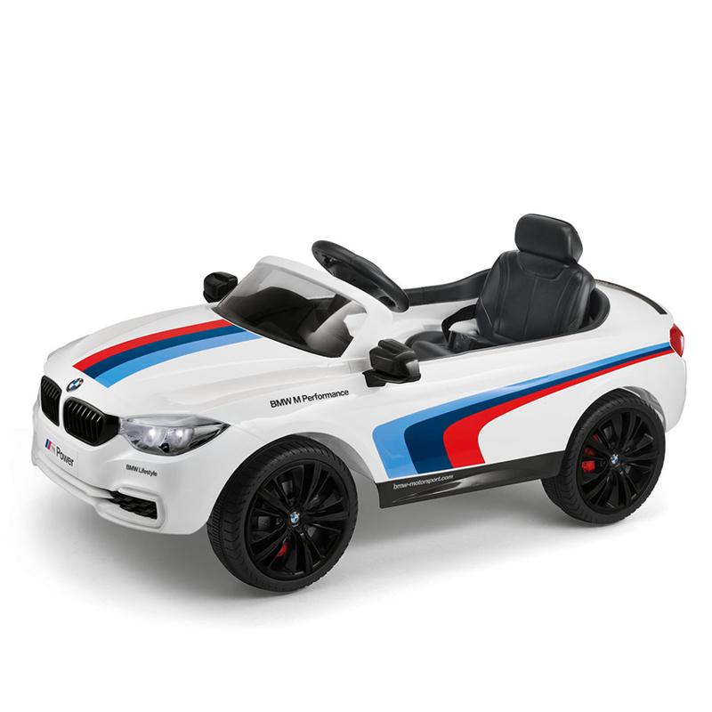 BMW赛车运动系列M4儿童电动车