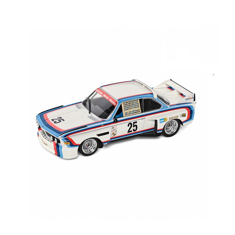 BMW3.0 CSL25车模 1:18