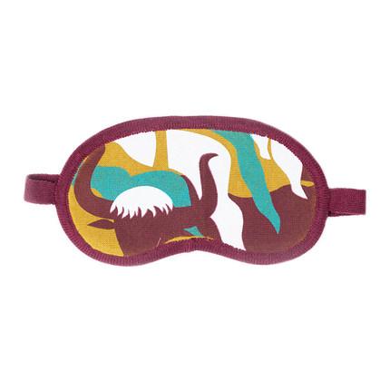 玉树印象系列-旅行眼罩 旅行暖水袋