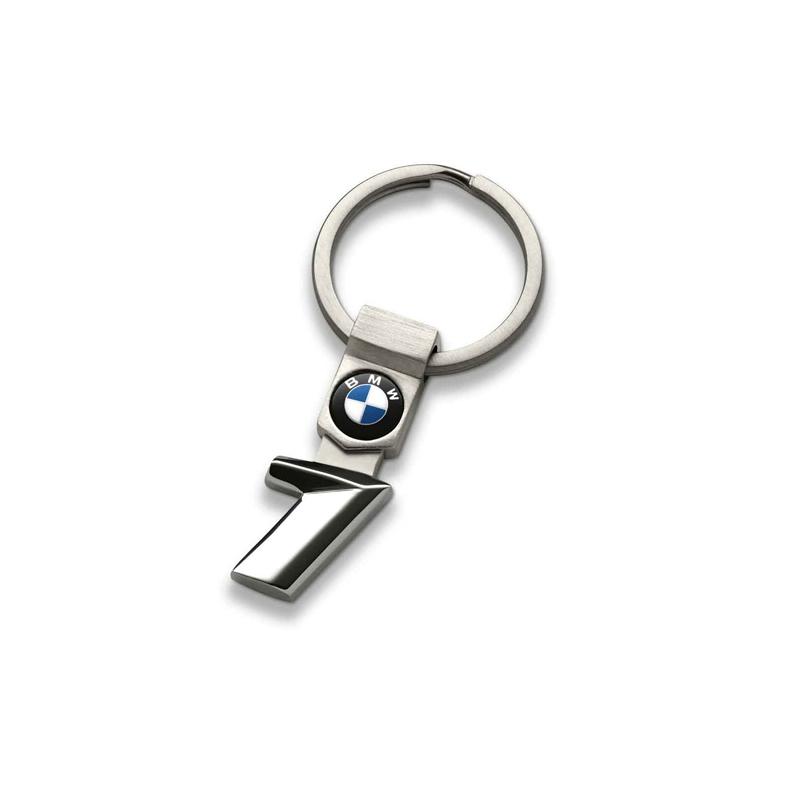 BMW宝马钥匙扣 汽车钥匙环 字母标钥匙链