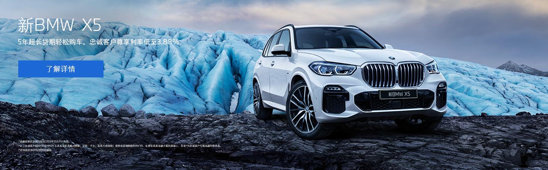 新BMW X5
