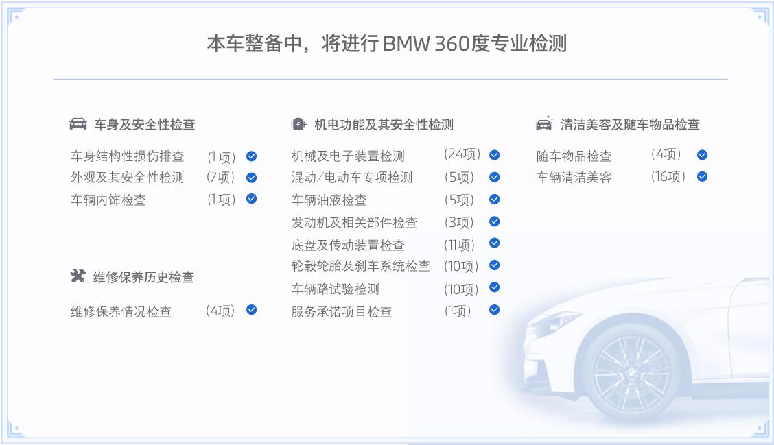 宝马X6 xDrive 35i已通过BMW360度专业检测