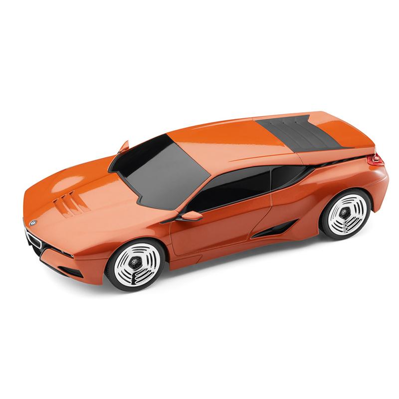 M1 Hommage车模 橘红色