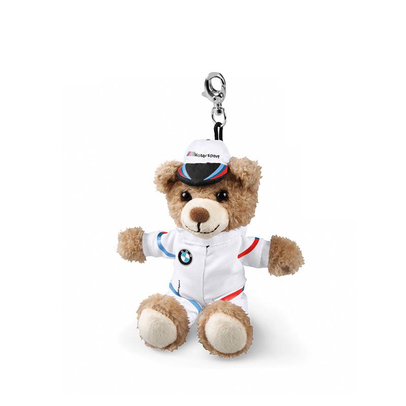 BMW M 赛车运动系列 小熊钥匙环