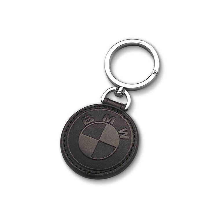 BMW 真皮钥匙环